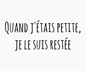 french, gamine, and quotes image