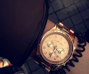 girl, watch, and bymarcjacobs image
