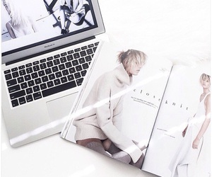 white, magazine, and tumblr image