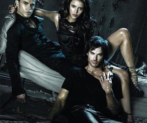 Vampire Diaries, the vampire diaries, and ian somerhalder image