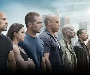 fast and furious 7 image