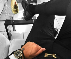 classy, hermes, and men image