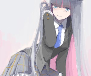 anime and stocking image