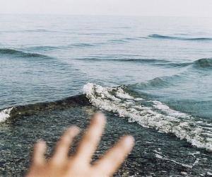 sea, vintage, and ocean image