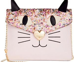 betsey johnson, cat, and chic image