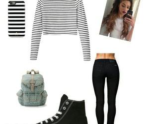 clothing, fashion, and fashionista image
