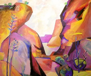 watercolor painting, canvas art, and oil paints image