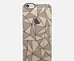 abstract, geometric, and phonecase image