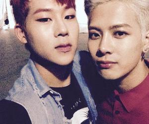 got7, jooheon, and jackson image