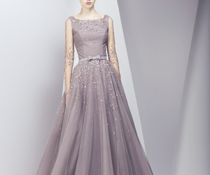dress and Georges Hobeika image