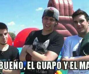 elrubiusomg, alexby11, and youtubers image