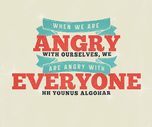 quotes, anger, and angry image
