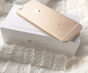 iphone, finland, and gold image