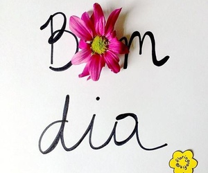 frases and bom dia image