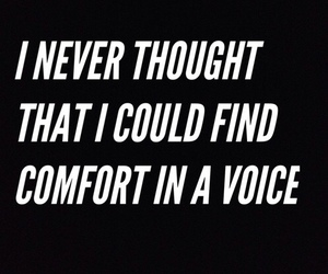 quote, love, and voice image