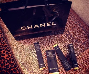 chanel, luxury, and make up image