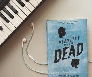 beautiful, books, and music image