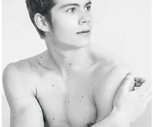 handsome, maze runner, and Hot image