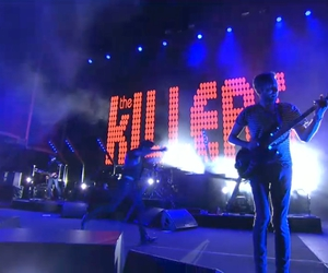 life is beautiful, Mark Stoermer, and the killers image