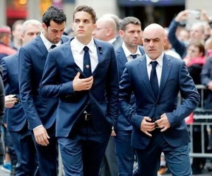 Barca, funeral, and fc barcelona image