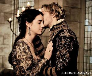 reign, frary, and adelaide kane image