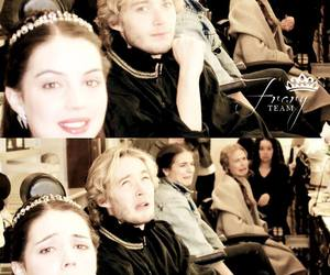 reign, toby regbo, and reign cast image