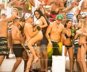 fiesta, acapulco shore, and mane image