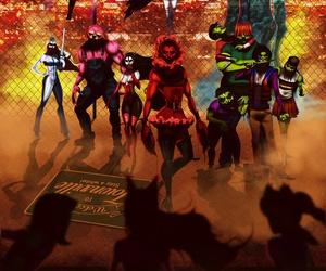 cartoon network, villains, and powerpuff girls image