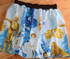 skirt and star wars image