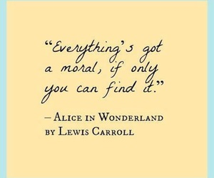 alice, find, and moral image