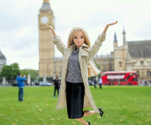 barbie and london image