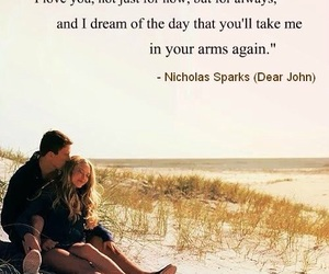 dear john and quote image