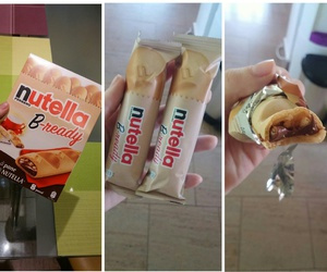 nutella, bready, and love image