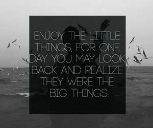 black and white, life, and quotes image