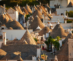 alberobello, beautiful, and italy image