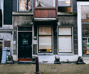 amsterdam, Houses, and tree image