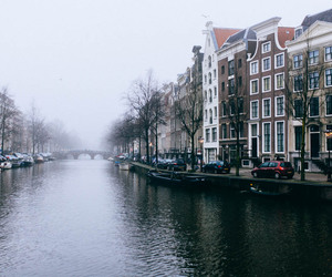amsterdam, Houses, and cold image