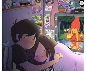love, pokemon, and adventure time image