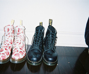 shoes, boots, and doc martens image