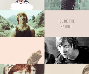harry potter, picspam, and ron weasley image