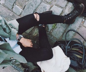 grunge, outfit, and beautiful image