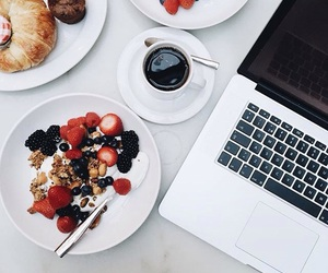 breakfast and healthy image