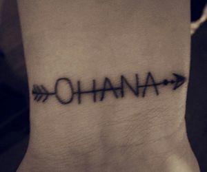 tattoo and ohana image