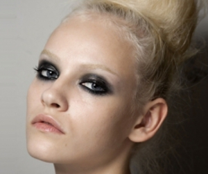 backstage, model, and beauty image
