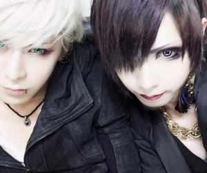 visual kei, yuuki, and hiyuu image