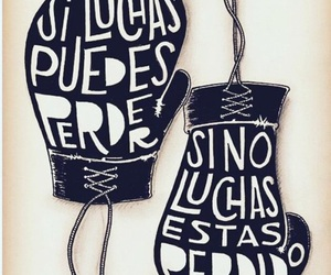 frases, fight, and lucha image