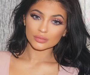 beautiful, make up, and king kylie image