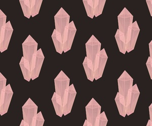 background, crystal, and pattern image