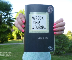 diary, fall, and quality image