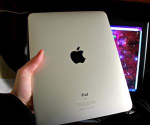 ipad, photography, and apple image